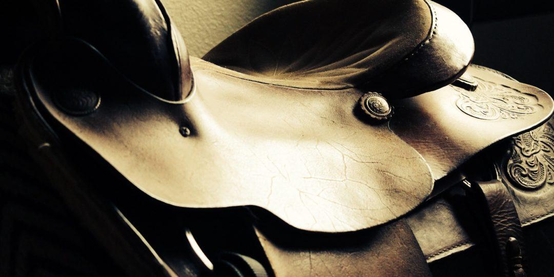 cowboy saddle