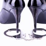stilettos handcuffs