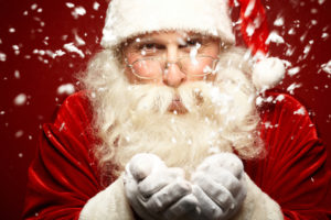 Matchmaking Santa
